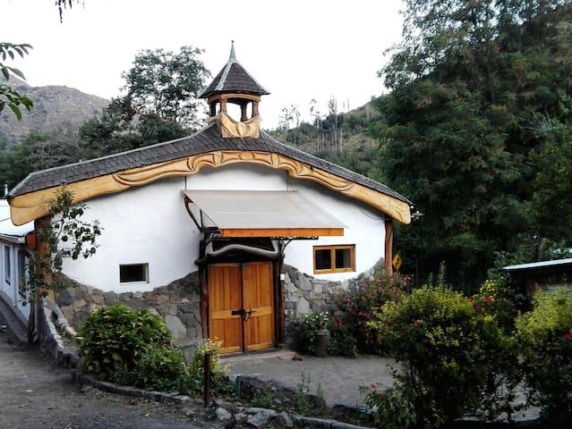Casa Icaro, acogedores lofts en la montaña. - Santiago