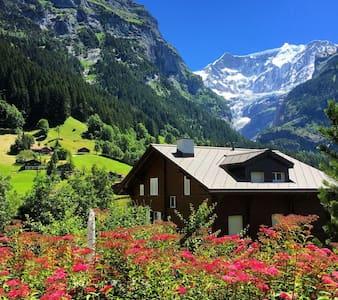 Chalet Pfingsteggblick, Grindelwald