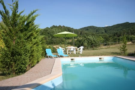 Rural gite with pool, near Carcassonne, SW France - Rivel