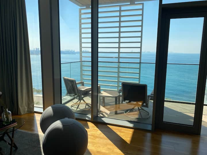 Bluewaters - Luxury 2 bed flat - Full sea view