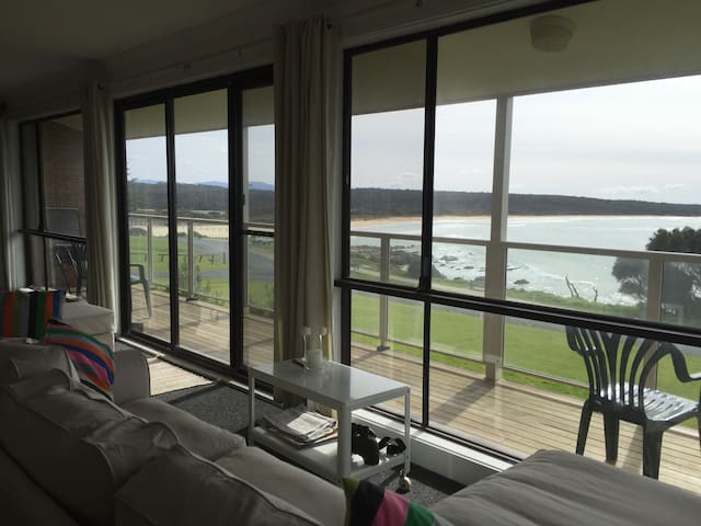 Best Views in town! Surfers dream. - Dalmeny - Apartment