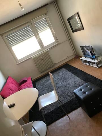 Studio meublé Strasbourg centre