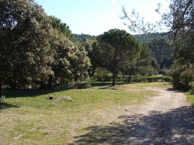 MAISON CONFORTABLE EN PROVENCE ENTRE MER ET VERDON - Brignoles - House