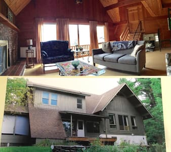 Private Cozy Cabin in Rural VT - Fairlee - Zomerhuis/Cottage
