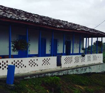 Finca-Hostel Santa Irene de Palomino