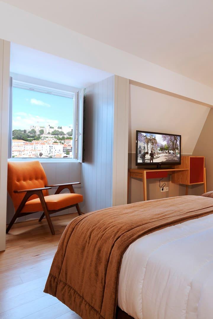 Lisboa Carmo, Confort Room