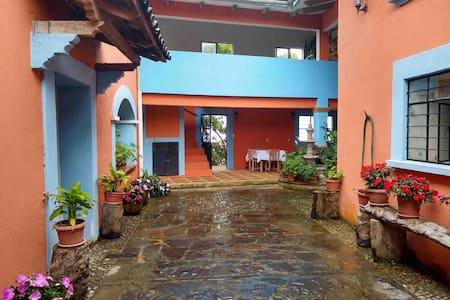 Habitación Independiente en Finca Cafetalera 2