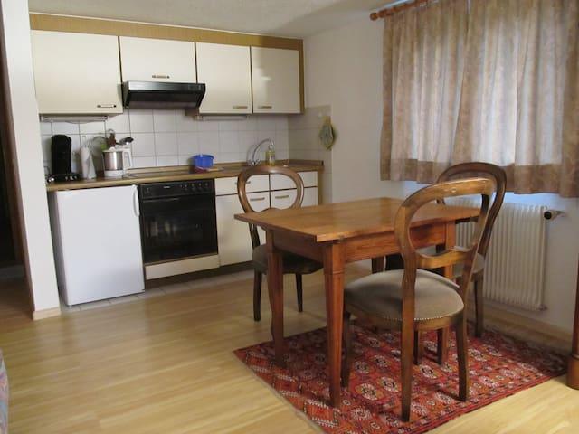 Zwei-Zimmer-Wohnung in Schopfheim