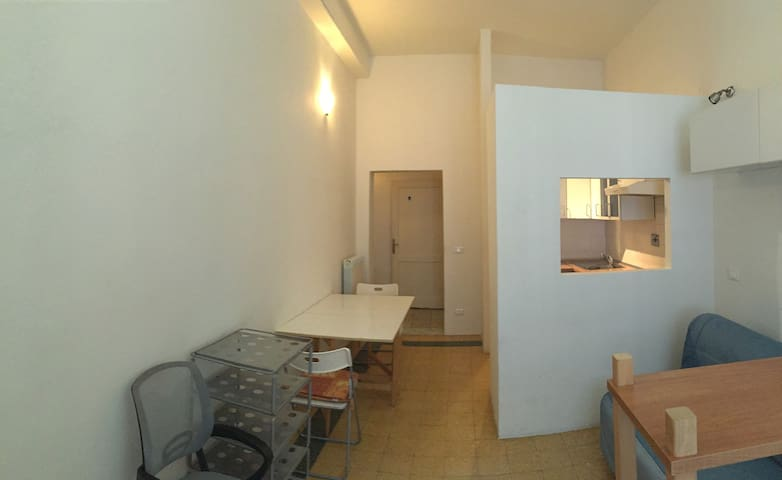 Nice studio in historic center - Pisa - Wohnung