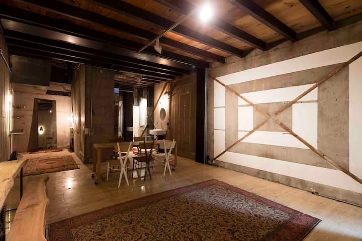 Artistic Underground Design + Sunlight