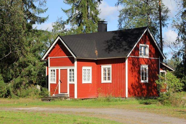 Farmside cottage - Pukkila - House