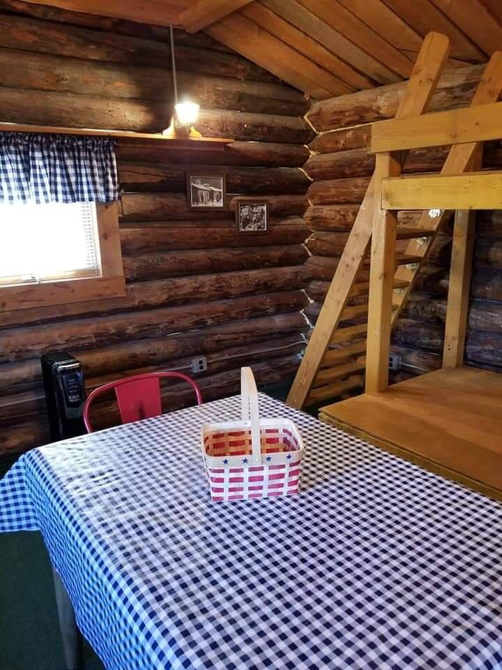Tanana Overlook Cabin