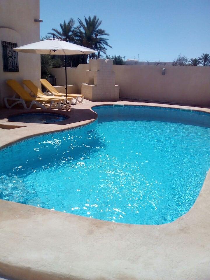 Magnifique Villa hiba avec piscine sans vis à vis.