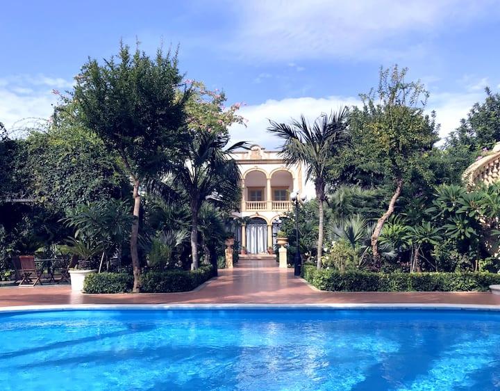 Villa Marrone - Garden Apartment