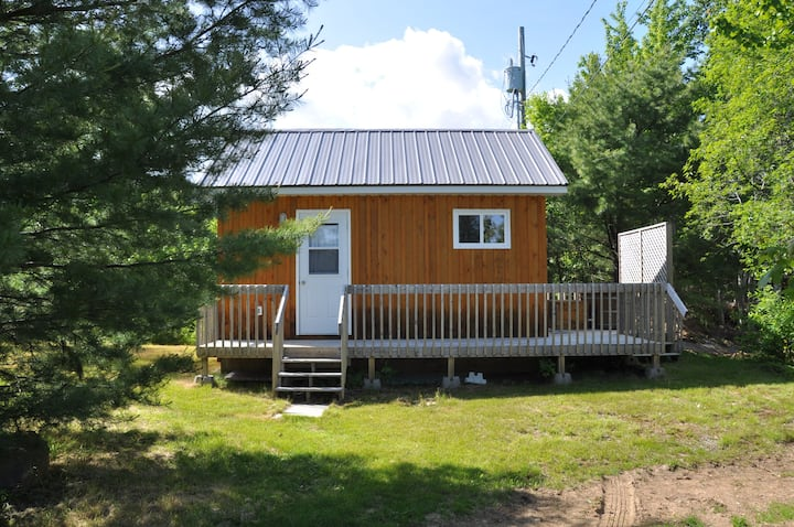 Your Tiny House Experience at Cabot Shores
