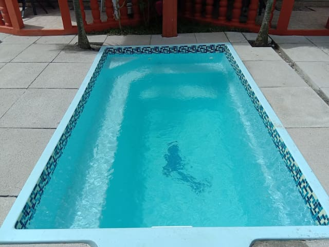 Beau Vallon Villa 1 Bedroom 2 with Pool