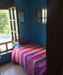 Habitación individual pequeña - Oviedo - Casa
