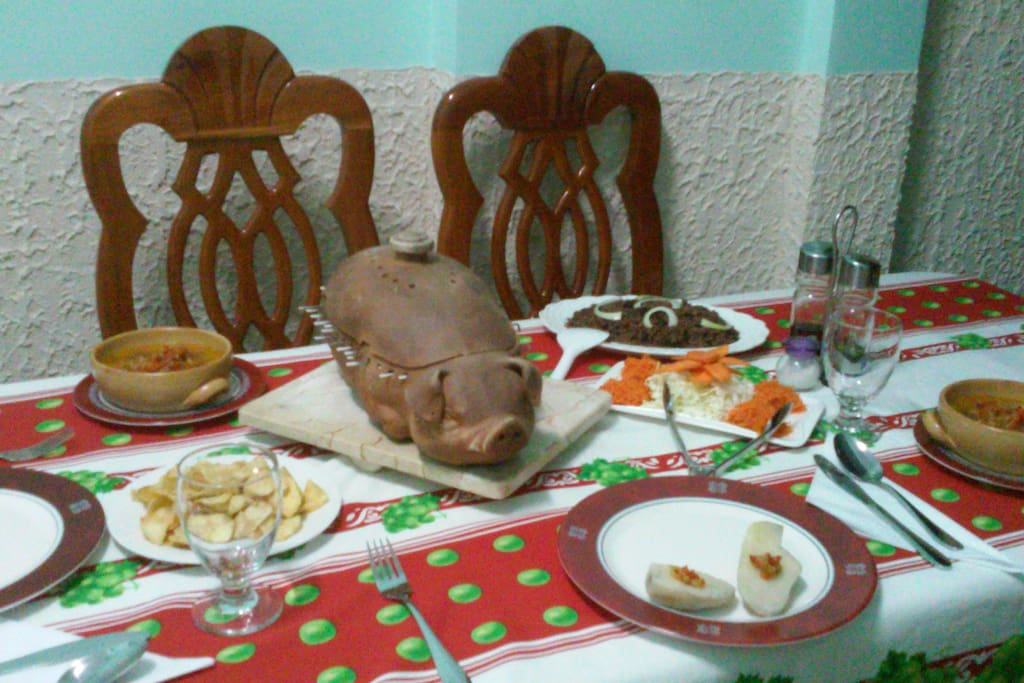 La cubanía en nuestra mesa