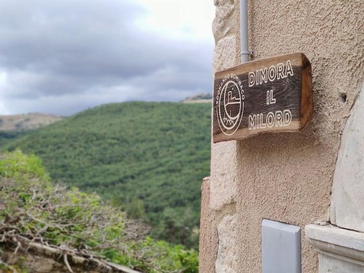 Dimora a due passi dalla Sistina d'Abruzzo