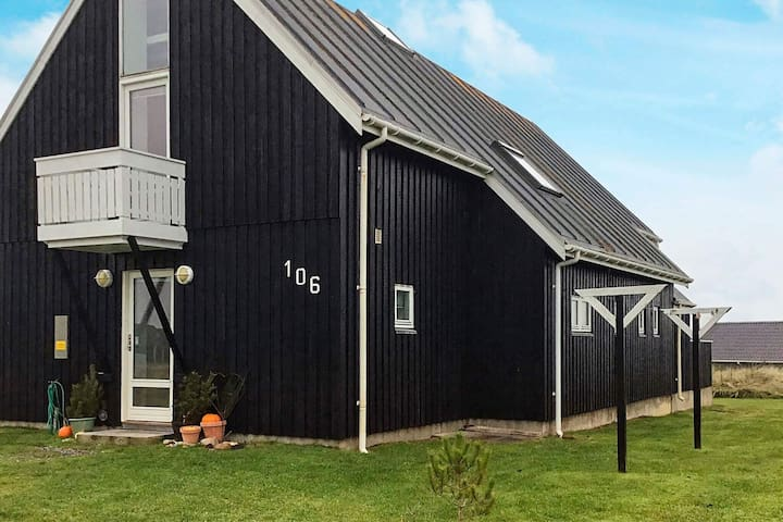 Elite Holiday Home in Thisted Jutland with Terrace