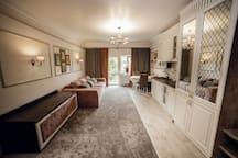 Квартира LUXURY LAVANDER