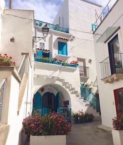 Casa 2/4 pers. nel Centro Storico - Otranto