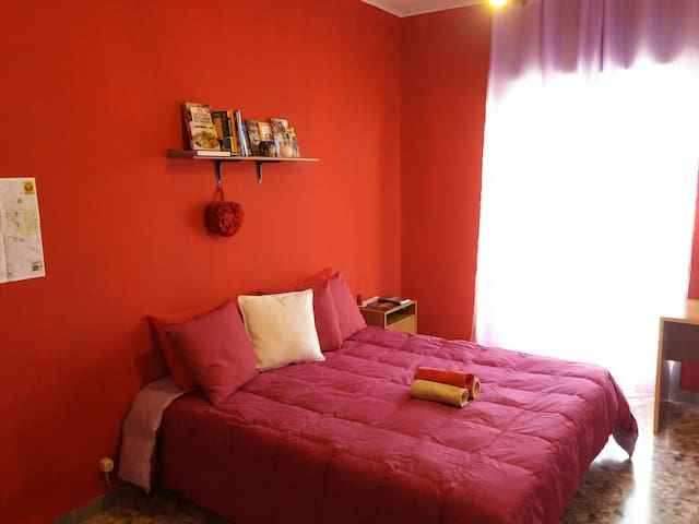 Luxury double room in Palermo - Palermo - Apartment
