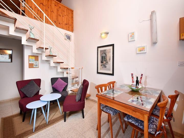 Amirim Nofesh Neeman - The west cottage