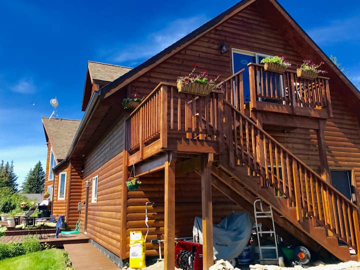 Bear Paw Studio Apt. - Cozy Cove Inn