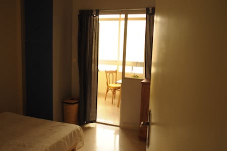 Room type: Private room Bed type: Real Bed Property type: Apartment Accommodates: 2 Bedrooms: 1 Bathrooms: 0.5