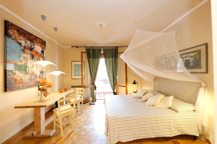 Wonderful double room in a quite environment - Pisa - Appartement