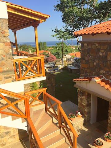 Villa Makri Room 4