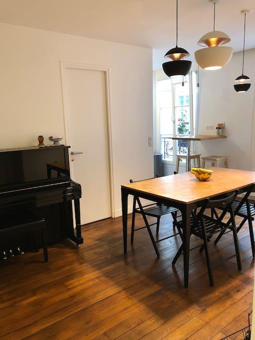 Dining room (1/2)