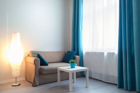 City Center! 5-Bed Shared Room! [2B] - Prague