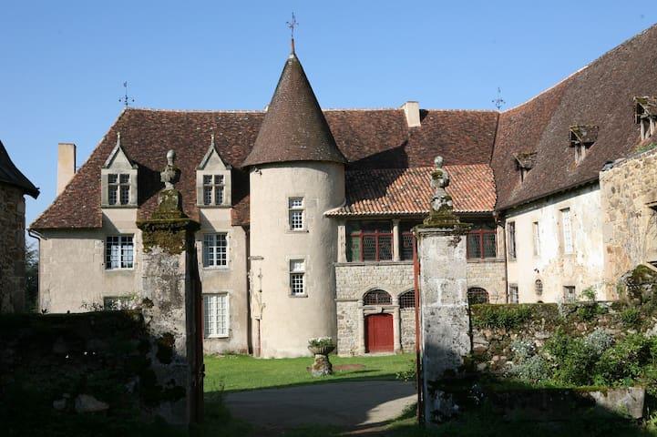Suite privée dans un château - Aixe-sur-Vienne - Apartment