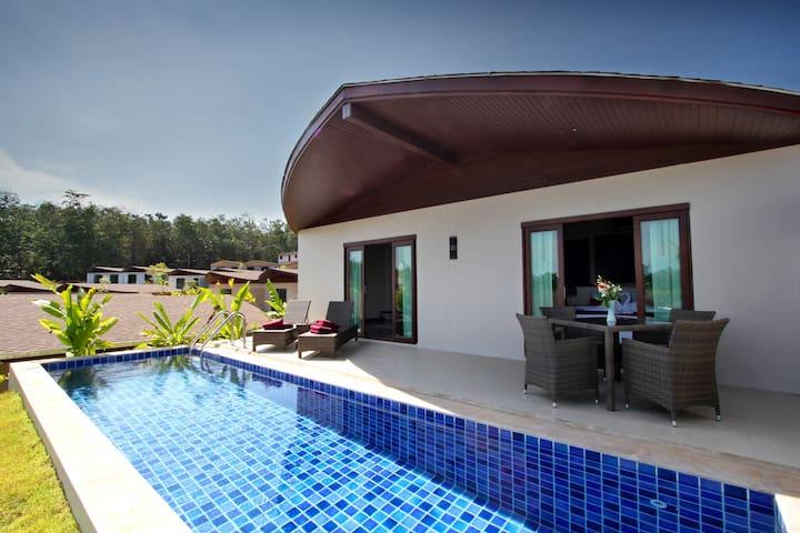Coconut Island 2 Bedroom Garden View Pool Villa