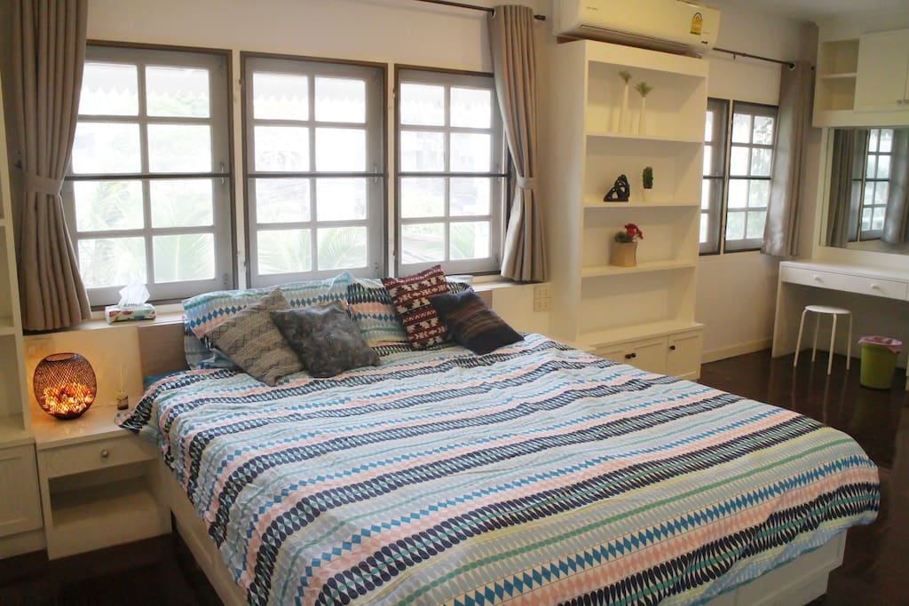 bed room at 3rd floor.