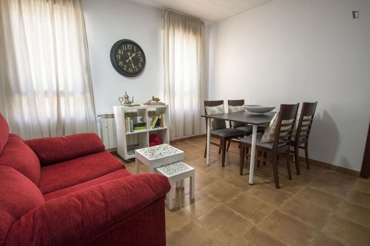 Big apartment Free Wifi & Parking - Madrid - Apartamento