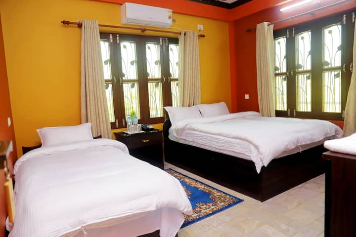 First apartment hotel in chitwan.