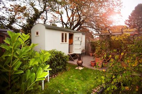 Shepherd's Hut - #Wood Stove #Cosy #Romantic