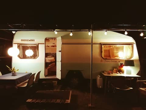 Caravan Christophe : Sweet, Cosy With A View