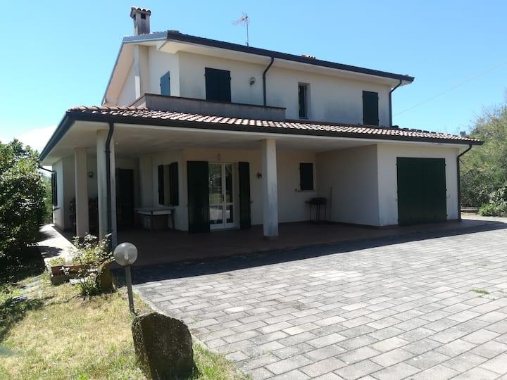 Villa Belvedere:  paesaggio, natura, relax