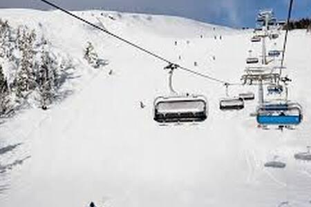 Smart lägenhet med ski in-ski out läge - Åre N - Lägenhet