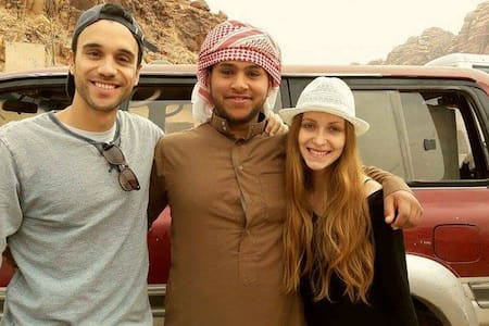 Wadi Rum Moon Shine Camp