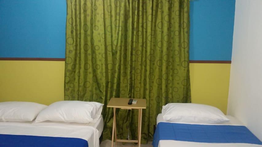 Confortable habitación en Uribia, La Guajira - Uribia - อื่น ๆ