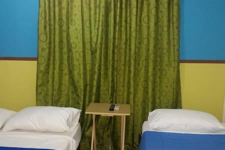 Confortable habitación en Uribia, La Guajira - Uribia - Muu
