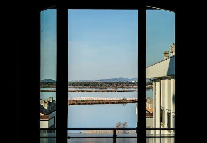 Una finestra sul lago...