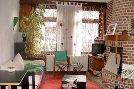 Chambre au calme à 1/4 d'heure du Grand Stade - Baisieux - Casa