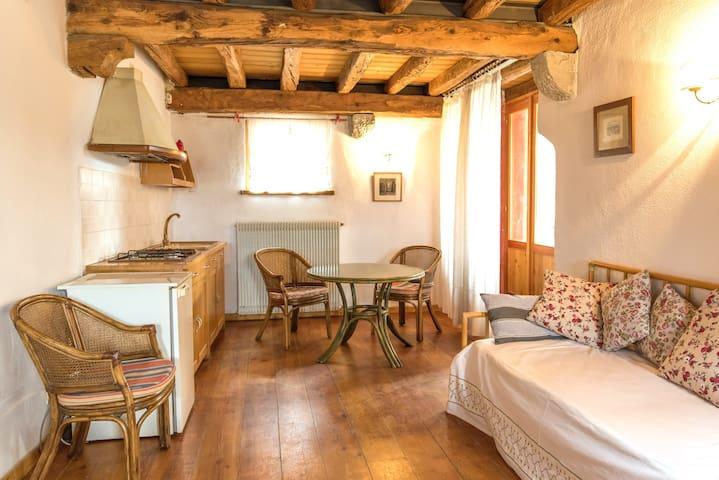 Il Canevìn - Appartamento in borgo rurale