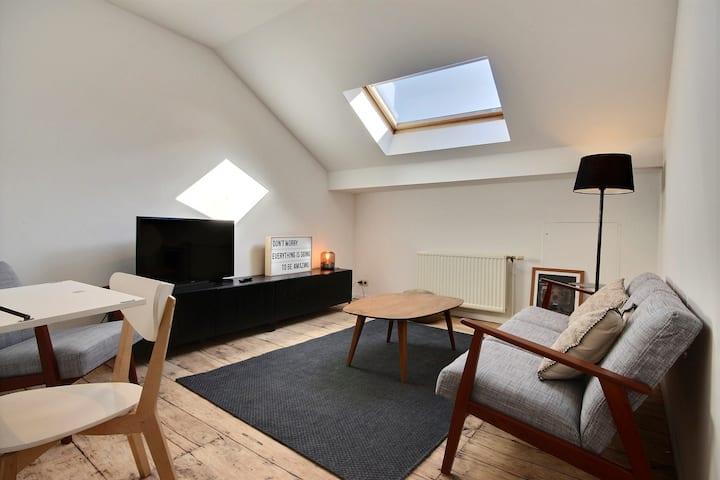 Super cozy 2-bedroom apartment in the center!